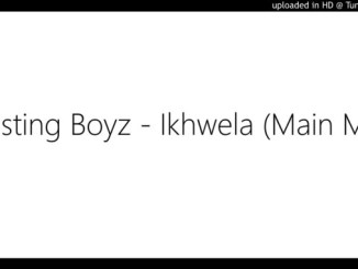 Existing Boyz – Ikhwela