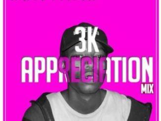 Insane Malwela – 3k Appreciation Mix