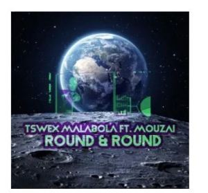 Tswex Malabola & Mouzai – Round And Round (Afro Mix)