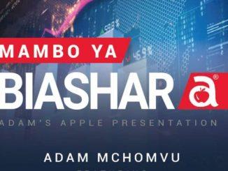 Adam Mchomvu Ft. Dipper Rato – Biashara