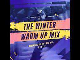 Djy Slim Kat – Winter Warm Up Mix