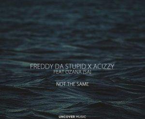 Freddy Da Stupid, Acizzy, Ozana (SA) – Not The Same (Afro Dub)