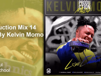 Kelvin Momo – Soulful Amapiano House Mix March 2020 (Production Mix 14)