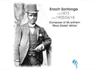 Nkosi Sikelel' iAfrika - Hymn by Enoch SontongaNkosi Sikelel' iAfrika - Hymn by Enoch Sontonga