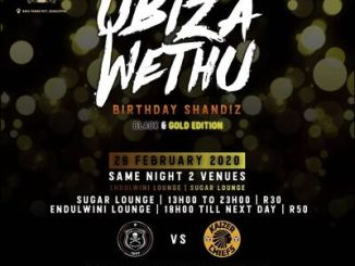 Nwaiiza Nande - Umhla Wethu Sonke (For Bizza Wethu)