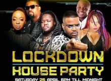 - Lockdown House Party Mix