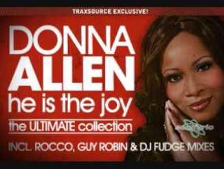 Donna Allen - He Is The Joy (Rocco Underground Mix)