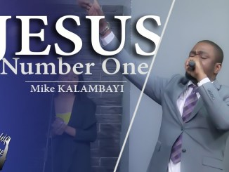 Keke Phoofolo – Jesus Number 1 ft. Mike Kalabay