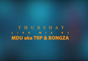 MDU aka TRP & BONGZA – PullUp live mix 1
