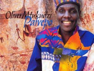 """Oliver Mtukudzi """"Mutserendende"""