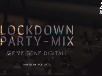 Ace da Q – Amapiano Lockdown Party Mix Ft. Mas Musiq, Aymos, Entity Musiq, DJ Obza