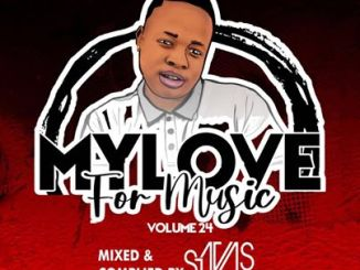 Sjavas Da Deejay – My Love For Music Vol. 24 Mix