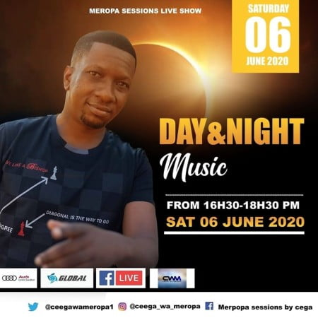 Ceega Wa Meropa – Day & Night Music Mix
