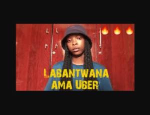 Nathan Blur & Mega D – Labantwana Ama Uber (Cover) Amapiano
