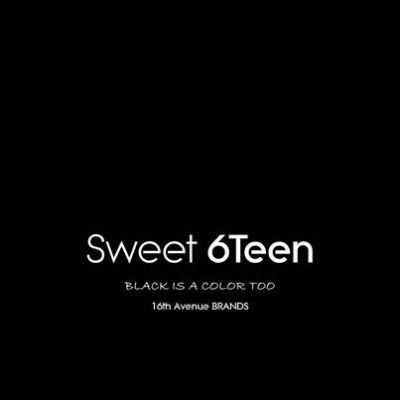 Sweet 6Teen – Black Is A Color Too
