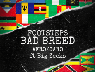 FOOTSTEPS & BIG ZEEKS – BAD BREED (AFRO/CARO)""