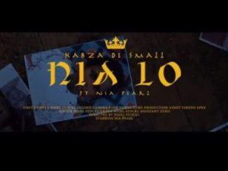 Kabza De Small & DJ Maphorisa – Nia Lo Ft. Nia Pearl