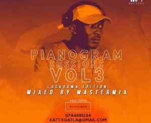 MasterMix – Pianogram sessions vol 3