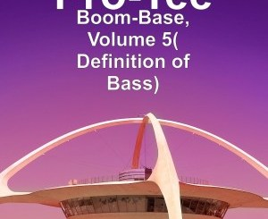Pro-Tee – Boom-Base, Volume 5 (Definition of Bass)