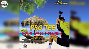 ALBUM: Pro-Tee – Boom-Base Vol. 5 (Definition Of Bass)