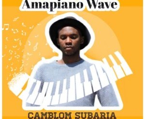 AlBUM: Camblom Subaria – Amapiano Wave