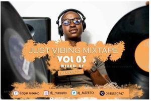DJ Mzeeto – Just Vibing Mix Vol. 3 (Soulful & Afro Deep Sounds)