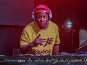 DJ jeje – eMcimbini (Broken Kick)