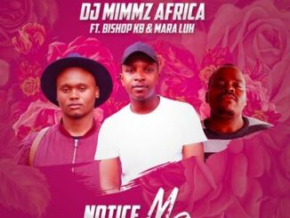 Dj Mimmz Africa – Notice Me Ft. Bishop KB & Mara Luh