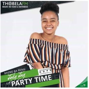 Judy Jay – Party Time Mix (29-August)