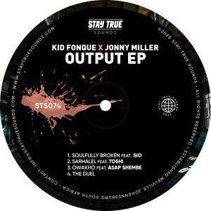Kid Fonque & Jonny Miller – Output EP