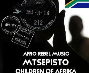 Mtsepisto – Mr Afro EP