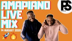 PS DJZ – Amapiano Mix 2020 14 August Double Trouble Mix