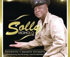 Solly Moholo – Palamente e kgopela merapelo (Speech)