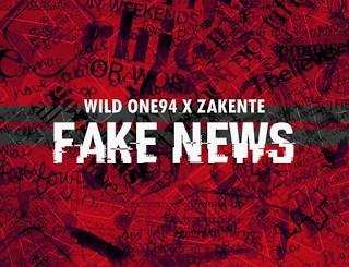 Wild One94 & Zakente – Fake News (Original Mix)