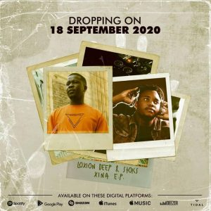 """DJ STOKS & Loxion Deep Comfirm Release Date For """"Xina EP"""""""