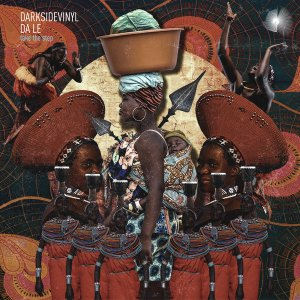 Darksidevinyl & Da Le – Take The Step