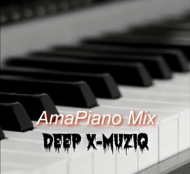 Dj Vigi – AmaPiano_Vol 34 (D.X.M Production)