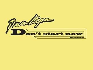 Dua Lipa – Don't Start Now (Vida Soul Remix)