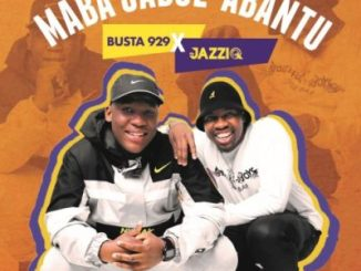 Mr JazziQ & Busta 929 – VSOP Ft. Reece Madlisa, Zuma, Mpura & Riky Rick