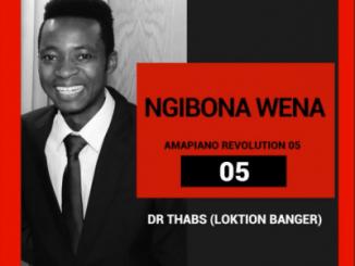 Dr Thabs – Ngibona Wena Ft. PVT Vocalist