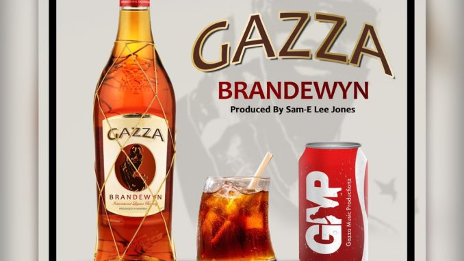 Gazza - Brandewyn (Video)