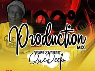 Que Deep – 100% Production Mix (The Matured Soundz Of Que Deep)