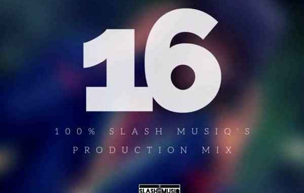 Slash MusiQ – Ayeye Sessions Vol.16 (100% Production Mix)