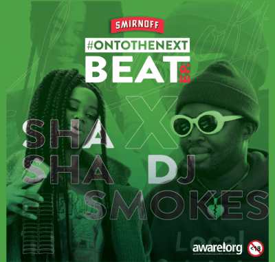 Smirnoff ft Sha Sha & DJ Smokes – Never Let You Go