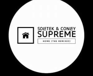 Soletek & Conley Supreme – Home (Deep Essentials Dubstrumental Mix)