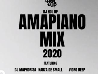 Amapiano Mix 2020 - ThamQue DJ, Vigro Deep, Kabza De small & New Songs