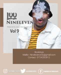 Luu Nineleven – Heavenly Sounds Vol. 9 (Guest Mix)