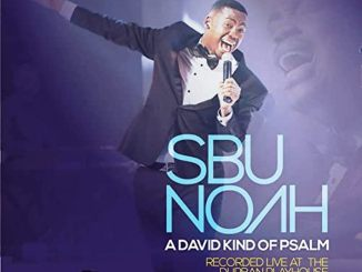 SbuNoah - Ewe Getsemane (Live)