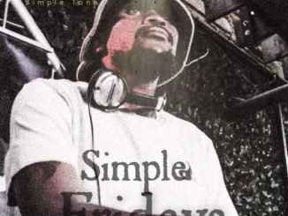 Simple Tone – Simple Fridays Vol 015 Mix