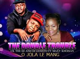 VIDEO: The Double Trouble – O Jola Le Mang Ft. Maxy Khoisan